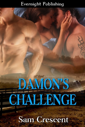 Damon's Challenge ebook by Sam Crescent