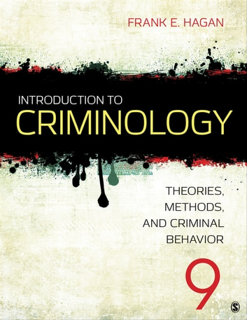 Introduction to criminology ebook by dr frank e hagan introduction to criminology theories methods and criminal behavior ebook by dr frank fandeluxe Image collections