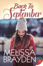 Back to September ebook by Melissa Brayden