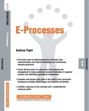 E-Processes: Operations 06.03 ebook by Fight, Andrew