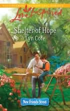 Shelter of Hope (Mills & Boon Love Inspired) (New Friends Street, Book 1) ebook by Lyn Cote