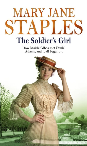 The Soldier's Girl ebook by Mary Jane Staples