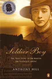 Soldier Boy ebook by Anthony Hill