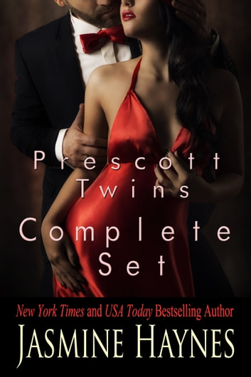 Prescott Twins Complete Set ebook by Jasmine Haynes,Jennifer Skully