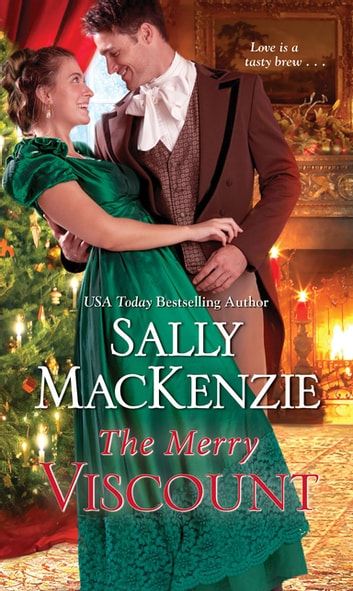 The Merry Viscount ebook by Sally MacKenzie