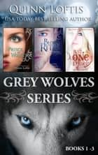 The Grey Wolves Series Collection Books 1-3 - Prince of Wolves, Blood Rites, Just One Drop eBook by Quinn Loftis, Kelsey Keeton
