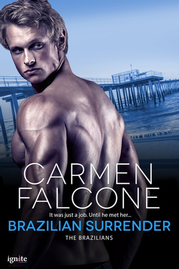 Brazilian Surrender ebook by Carmen Falcone