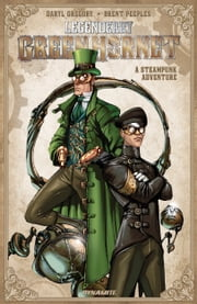Legenderry: Green Hornet ebook by Daryl Gregory, Brent Peeples