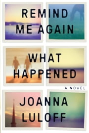 Remind Me Again What Happened ebook by Joanna Luloff