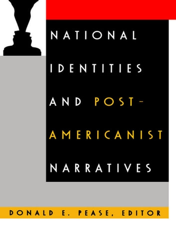 National Identities and Post-Americanist Narratives ebook by
