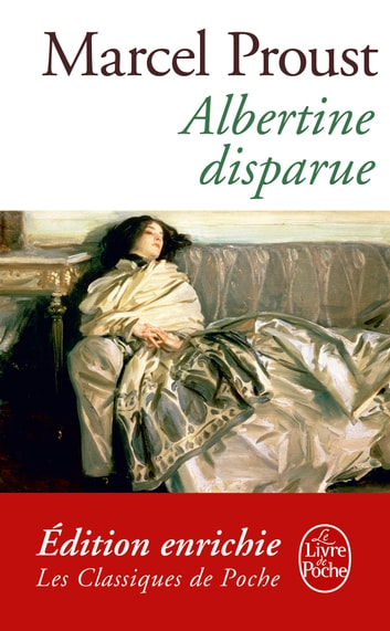 Albertine disparue ebook by Marcel Proust
