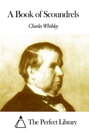 A Book of Scoundrels ebook by Charles Whibley