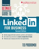 Ultimate Guide to LinkedIn for Business ebook by Ted Prodromou,Perry Marshall