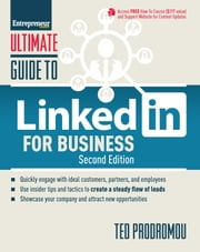Ultimate Guide to LinkedIn for Business ebook by Ted Prodromou,James  Malinchak,Perry Marshall