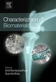 Characterization of Biomaterials ebook by
