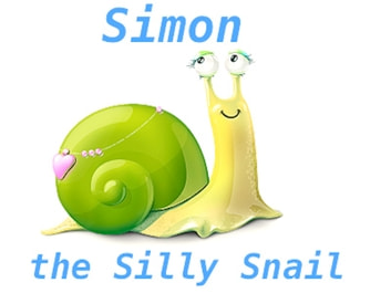 Simon The Silly Snail - Snails Get the Blues Too ebook by heidi jacobsen