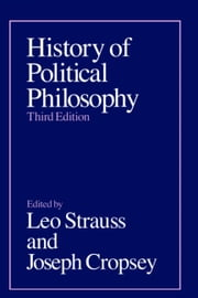 History of Political Philosophy ebook by Leo Strauss,Joseph Cropsey