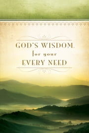 God's Wisdom For Your Every Need ebook by Jack Countryman