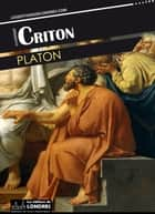 Criton ebook by Platon