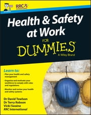 Health and Safety at Work For Dummies ebook by RRC