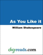 As You Like It ebook by Shakespeare, William