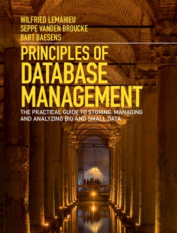 Principles Of Database Management Ebook By Wilfried Lemahieu