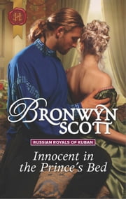 Innocent in the Prince's Bed ebook by Bronwyn Scott