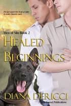 Healed Beginnings ebook by Diana DeRicci