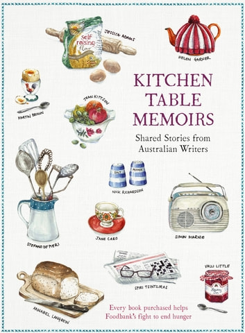 Kitchen Table Memoirs ebook by Nick Richardson