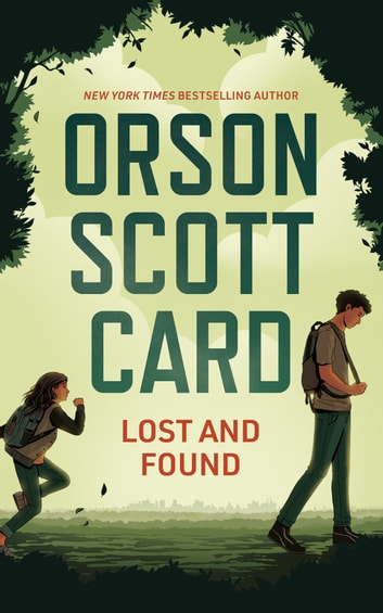 Lost and Found eBook by Orson Scott Card,Claire Bloom