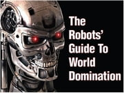 The Robots Guide To World Domination - Article ebook by Dilin Anand and Anagha P.