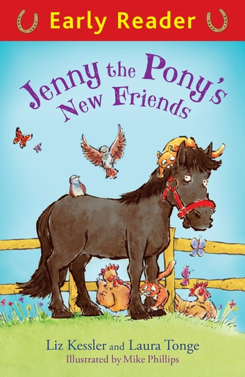 Jenny the Pony's New Friends ebook by Liz Kessler