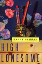 High Lonesome ebook by Barry Hannah