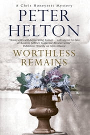Worthless Remains ebook by Peter Helton