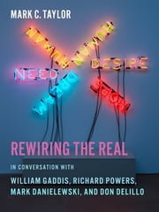 Rewiring the Real - In Conversation with William Gaddis, Richard Powers, Mark Danielewski, and Don DeLillo ebook by Mark C. Taylor