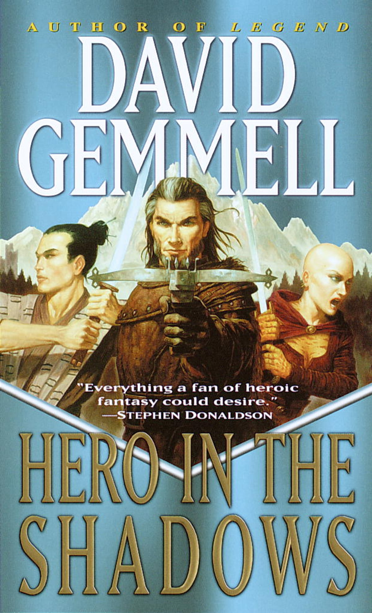 David Gemmell Legend Pdf