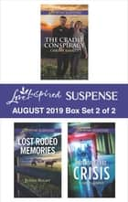 Harlequin Love Inspired Suspense August 2019 - Box Set 2 of 2 eBook by Christy Barritt, Jenna Night, Karen Kirst