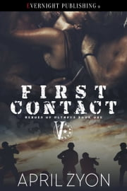 First Contact ebook by April Zyon