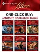 One-Click Buy: January 2009 Harlequin Blaze - Every Breath You Take...\Lone Star Surrender\Naked Ambition\No Holding Back\A Few Good Men\After Dark ebook by Hope Tarr, Lisa Renee Jones, Jule McBride,...
