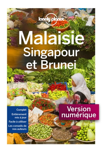 Malaisie, Singapour et Brunei - 8ed eBook by LONELY PLANET FR
