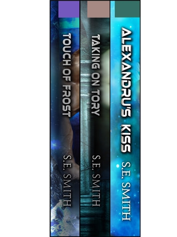 Magic, New Mexico Boxset Books 1-3 ebook by S.E. Smith