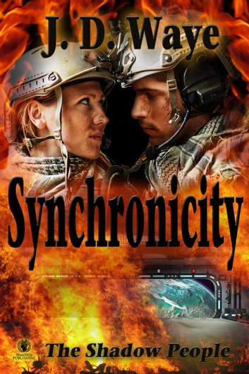 Synchronicity - The Shadow People, #2 ebook by J. D. Waye