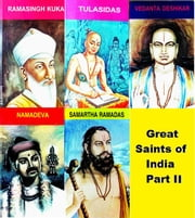 Great Saints of India - Part II ebook by Harry Krishna