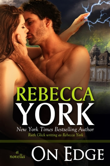 On Edge (Decorah Security Series, Book #1) - A Decorah Security Series Prequel Novella ebook by Rebecca York