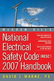 National Electrical Safety Code 2007 Handbook ebook by Marne, David