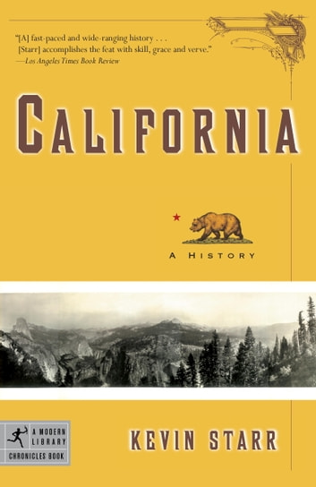 California - A History ebook by Kevin Starr