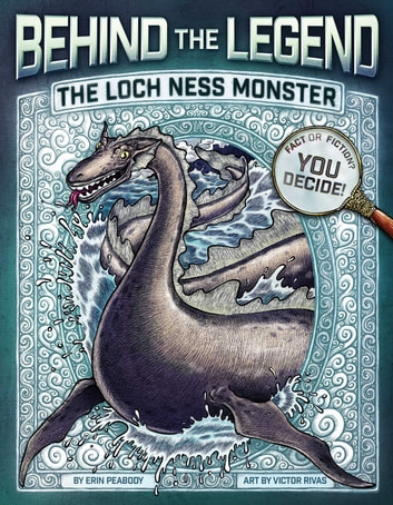 The Loch Ness Monster ebook by Erin Peabody