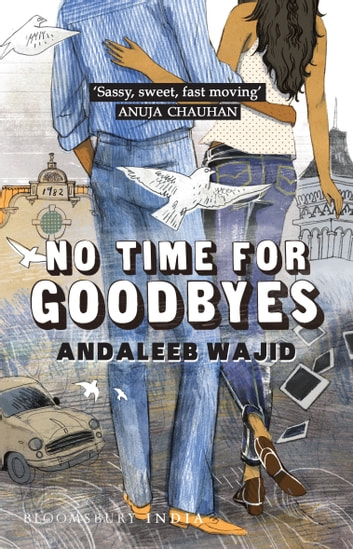 No Time for Goodbyes ebook by ms Andaleeb Wajid