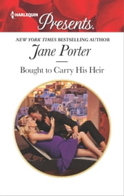 Bought to Carry His Heir ebook by Jane Porter