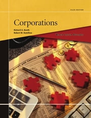 Black Letter Outline on Corporations, 6th ebook by Richard Booth